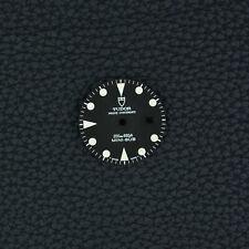 Tudor MINI sub Prince 73090 quadrante BLACK VINTAGE SUBMARINER Dial tritio