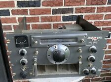 National Radio HRO-60 Sixty Communications Receiver -AS/Is