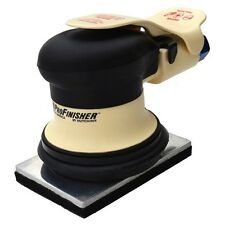"Hutchins ProFinisher Rectangular Orbital Sander - 3/32"" Offset & 5"" Hook Pad 505"