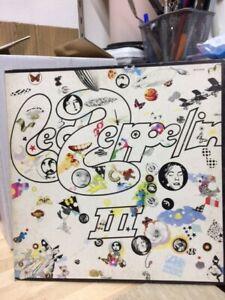 """LED ZEPPELIN –  """" Led Zeppelin III """" ATLANTIC W 50002"""
