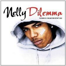 Nelly dilema (2002; 2 pistas, cardsleeve, feat. kelly rowland) [maxi-CD]