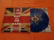 Live Bad Die Hard V/A British Oi Punk Skinhead London Diehards East End Baddoes