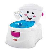 Bébé Pot de Garçon Fille Musical Toilette Siège Fisher Price Mon Ami
