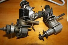 Lot of old/.Used Ignition Model Engines,  O&R Brown and Arden, LOOK!!