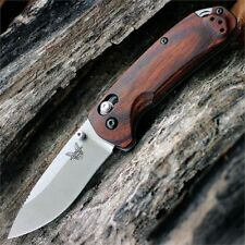 BENCHMADE B15031-2 North Fork Axis Folding Knife.