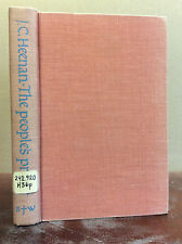 THE PEOPLE'S PRIEST By John C. Heenan - 1952 Catholic