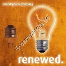 CD: RENEWED - Uwe Klapdor & Josuasong - worship *NEU*