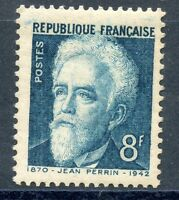 STAMP / TIMBRE FRANCE NEUF N° 821 ** JEAN PERRIN