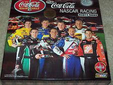 2005 still sealed 1ST EDITION Coca Cola NASCAR Racing Board Game