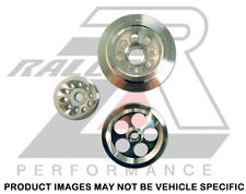 Ralco RZ Performance 3pcs Pulleys Kit FOR Acura CL / Accord / Prelude 93-01 4cyl