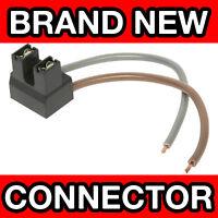 HEADLAMP / HEADLIGHT REPAIR CONNECTOR For: NISSAN (H7 BULBS)