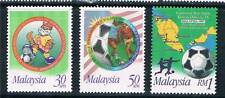 Malaysia 1997 Youth Football Championship SG 649-51 MNH