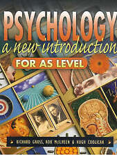 Psychology for AS Level: A New Introduction for AS Level, Richard Gross, Hugh Co