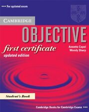 Objective First Certificate Student's Book without Answers and 100 Tips Writing