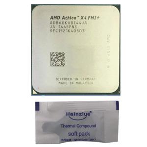 Original AMD Athlon X4 860K 3.7GHz Quad-Core AD860KXBI44JA Socket FM2+ Processor