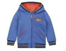 Boys Oilily Zip Hoodie Jacket BNWT Age 5 Years