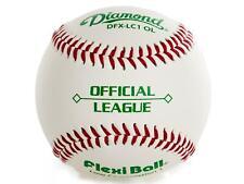 (Lot of 10) Diamond Dfx-Lc1 Ol Leather Little League - Tee Ball Baseballs