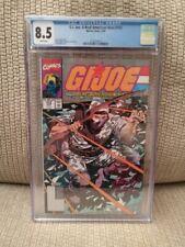 G. I. Joe #103, CGC 8.5, 1990, Marvel Comics, White Pages