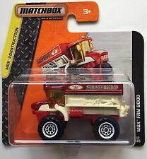 Matchbox MBX Construction MBX FRM 6000 42/120 Short Card (BBDFK42)