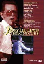 JERRY LEE LEWIS - JERRY LEE LEWIS CHRONICLES NEW REGION 1 DVD