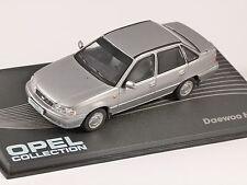 1994 - 97 DAEWOO NEXIA in Silver 1/43 scale model ALTAYA