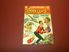 JERRY LEWIS - THE ADVENTURES OF - #119 DC Comics 1970 tv movies comedy
