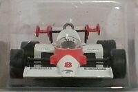 1/43 MCLAREN MP4/2 1984 #8 LAUDA F1 FORMULA 1 COCHE DE METAL A ESCALA DIECAST