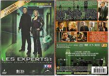 LES ESPERTS LAS VEGAS - Intégrale saison 2 - Coffret Double Digipack - 6 DVD