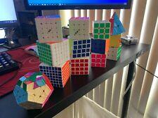 Competitive Rubik's Cube Bundle (13 Cubes)   QiYi, MoYu, GuoGuan, X-Man,Yuxin
