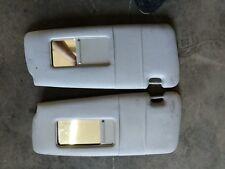 BMW E46 3er 316ti Sonnenblende Sonnenschutz rechts links Kompakt Set 2 Stück