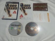 God Hand + Soundtrack-Playstation 2-Complet-Japon (Jap Jpn Jp jntsc) ps2