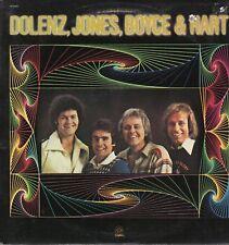Dolenz, Jones, Boyce & Hart Vinyl LP Capitol, JE-36344, 1980, Self-titled ~ VG+