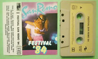 MC Musicassetta Festival San Remo'84 SWITZERLAND suisa no lp cd dvd vhs