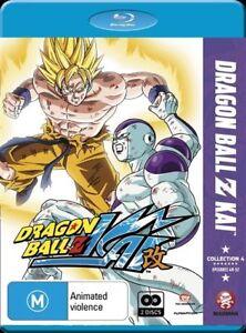 Dragon Ball Z Kai Collection 4 Blu-ray
