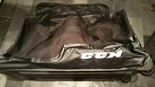 CCM 270 wheeled hockey duffle bag