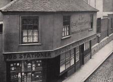 Old Curiosity shop - A bit of old London. London 1896 antique print