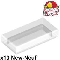 Lego 3069b Gray 30070 88630 35386 NEUF Dark B 50x Plaque Lisse // Tile 1x2