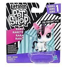 Littlest Pet Shop Lydia Zebrastripe 1-51 NEW black white hot pink RARE 51