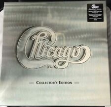 Chicago II Collector's Edition 2 Vinyl Lp's + CD + DVD + Poster New And Sealed
