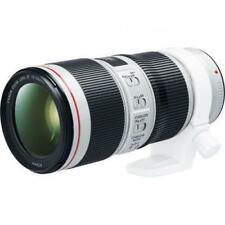 Canon EF 70-200mm f/4l IS Lens