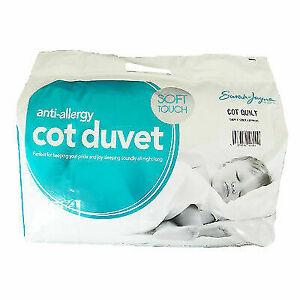 Sarah Jayne Anti-Allergy Duvet, Cot Bed