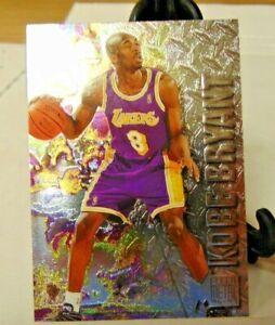 96-97 Fleer Metal Kobe Bryant Card #181 Rookie RC Los Angeles Lakers LOT #1