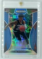 2019-20 Panini Prizm Draft Picks Blue Ja Morant Rookie RC #2, Refractor