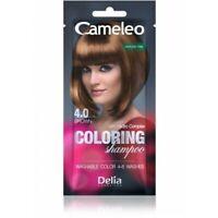 DELIA Cameleo Colouring Shampoo 4.0 BROWN 40ml