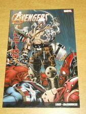 AVENGERS X-SANCTION MARVEL LOEB MCGUINNESS<9781846535147
