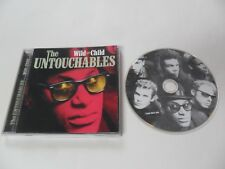 The Untouchables - Wild Child (CD 2002) UK Pressing