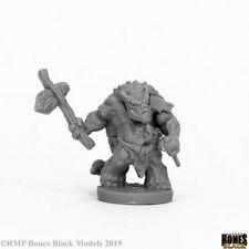 Reaper Miniatures - 44064 - Armorback Barbarian - Bones Black