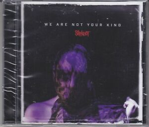Cd SLIPKNOT - WE ARE NOT YOUR KIND nuovo sigillato