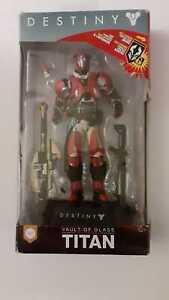 McFarlane Toys Destiny Vault of Glass Titan Action Figure (NO EMBLEM!)
