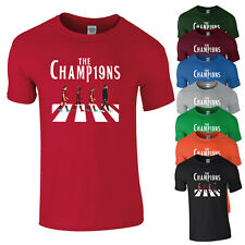 Los Campeones Camiseta Liverpool Lfc Regalo Fans Top Mujer Hombre Niños Unisex